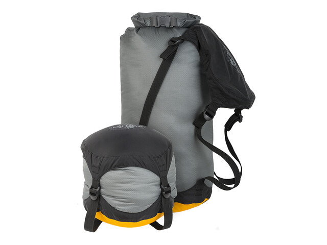 Sea to Summit Ultra-Sil eVent Compression Dry Sack L grey